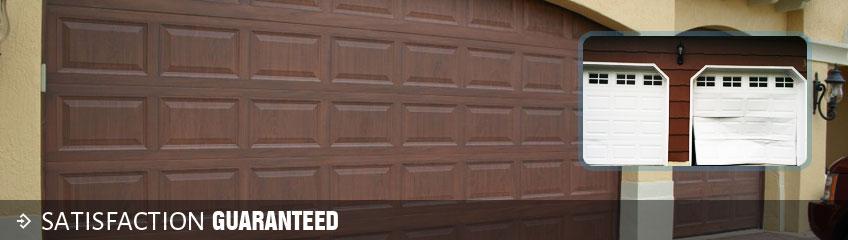 Bent Door Panel Replacement in Dubai