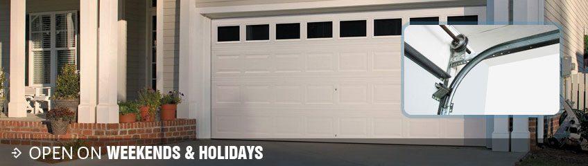Bent Garage Door Tracks In Dubai Archives 0555544293