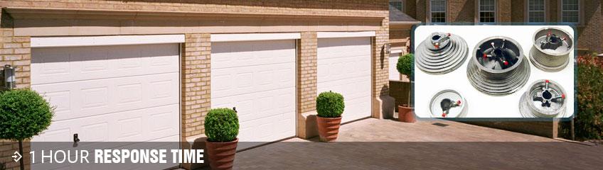 Garage Door Drum Replacement in Dubai