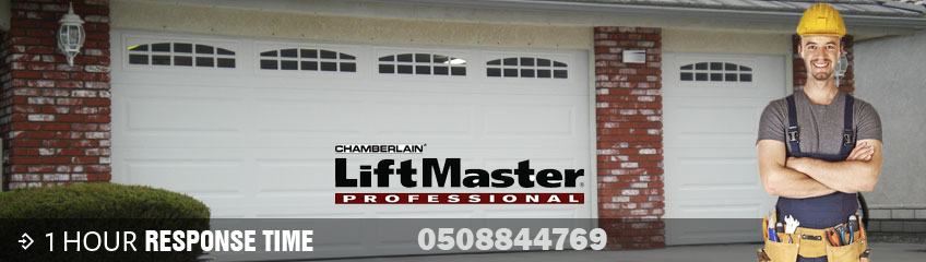 Liftmaster Garage Door Repair in Dubai i