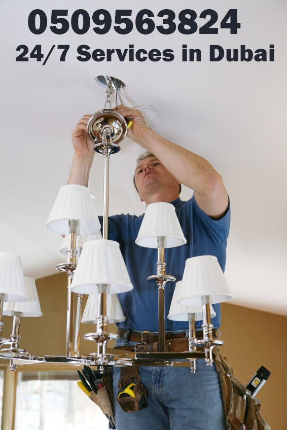 Electrical Services in Dubai