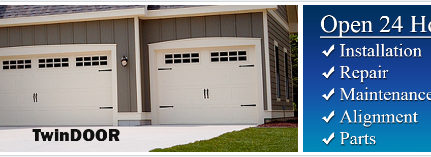 Twindoor Garage Door Repair Dubai 0556293514