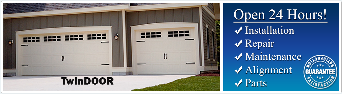 TwinDOOR Garage Door Repair Dubai i